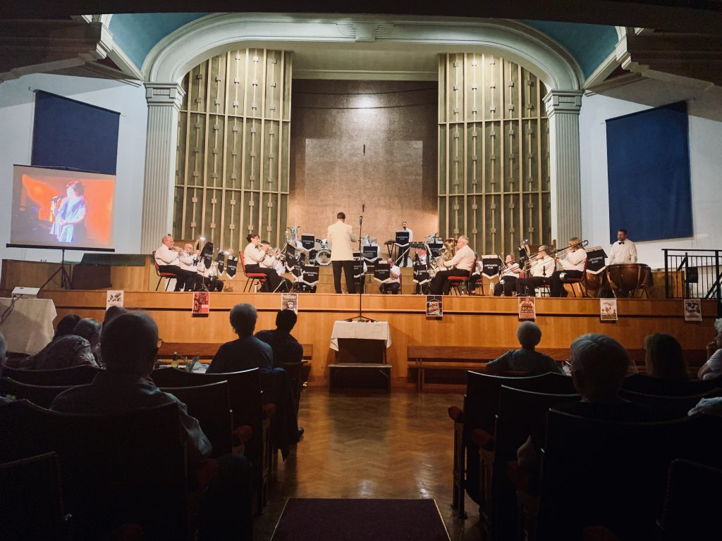 Cleethorpes Band 170721 - Grimsby Central Hall