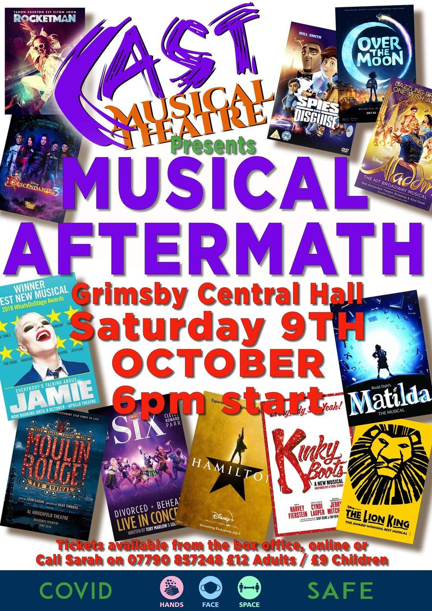 Cast musical aftermath