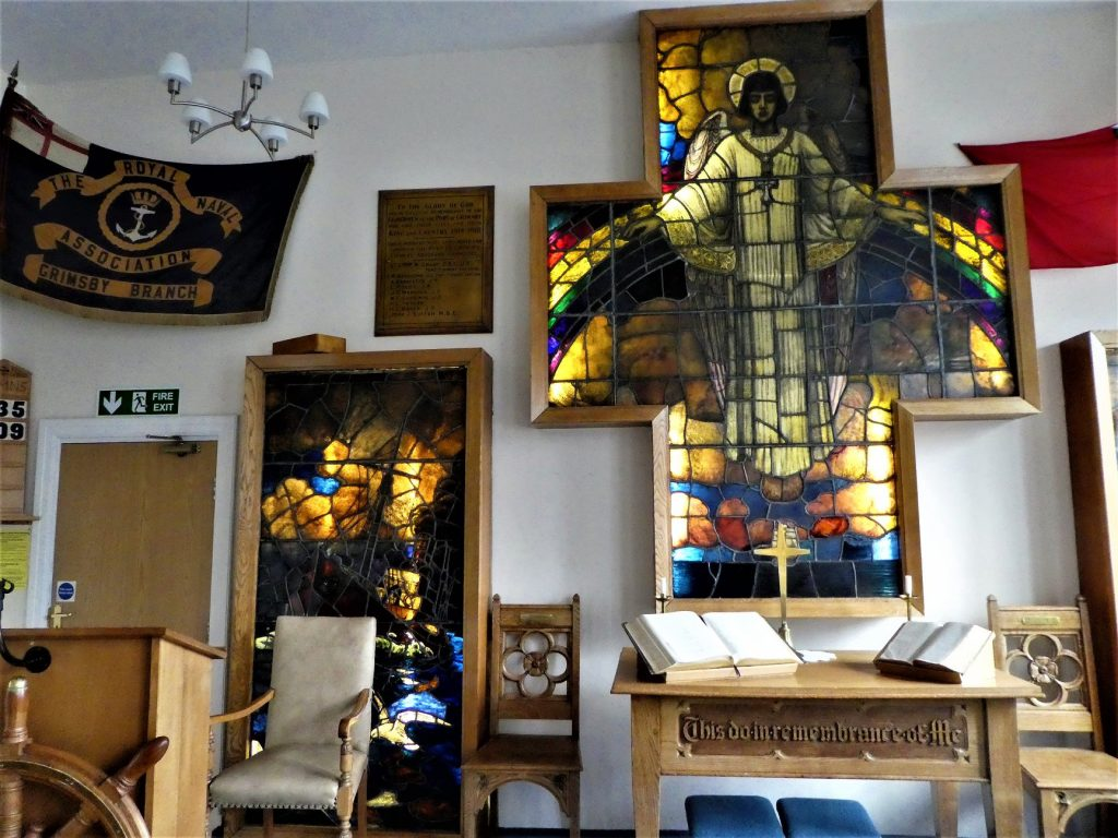 The Fishermans Chapel Grimsby Central Hall