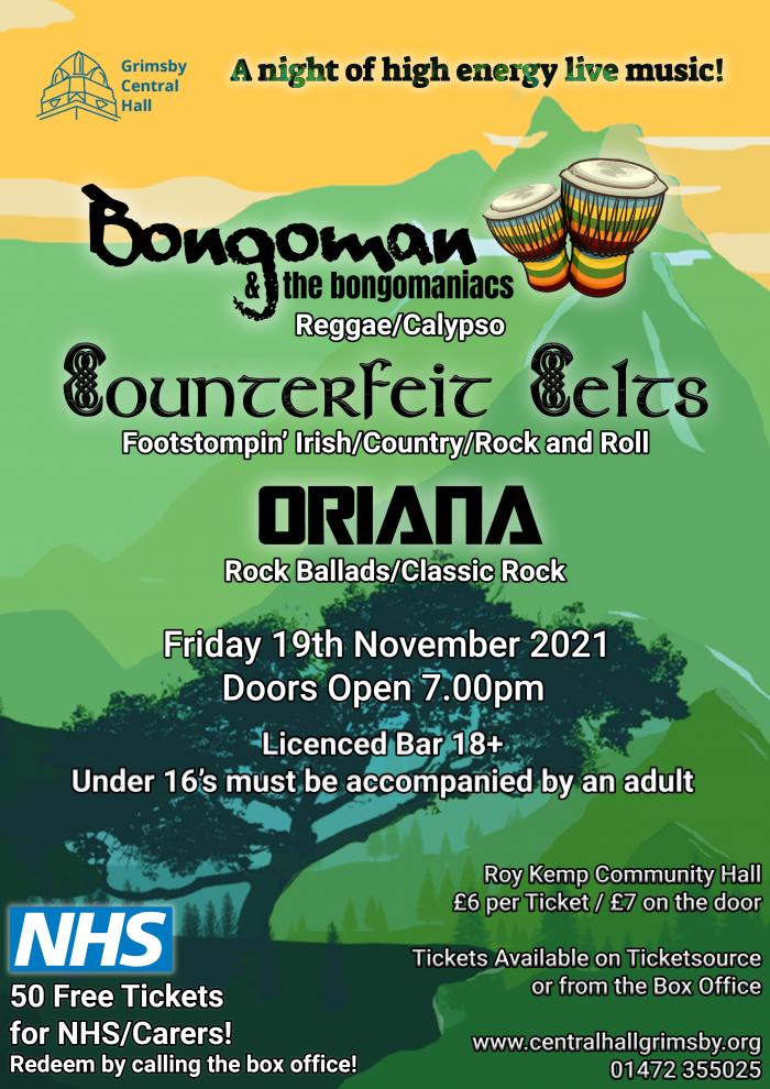 Bongoman Counterfeit Celts